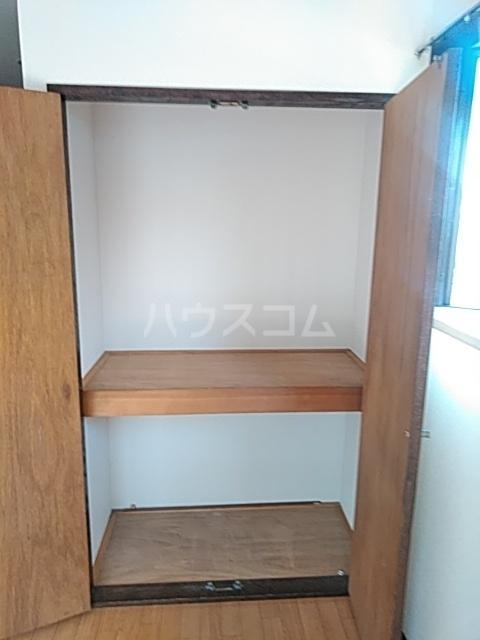 レジデンスGOOD 110号室の収納