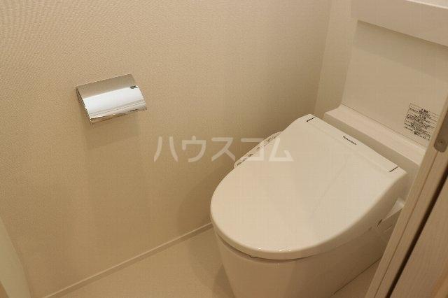 ロックフォレスト 301号室のトイレ