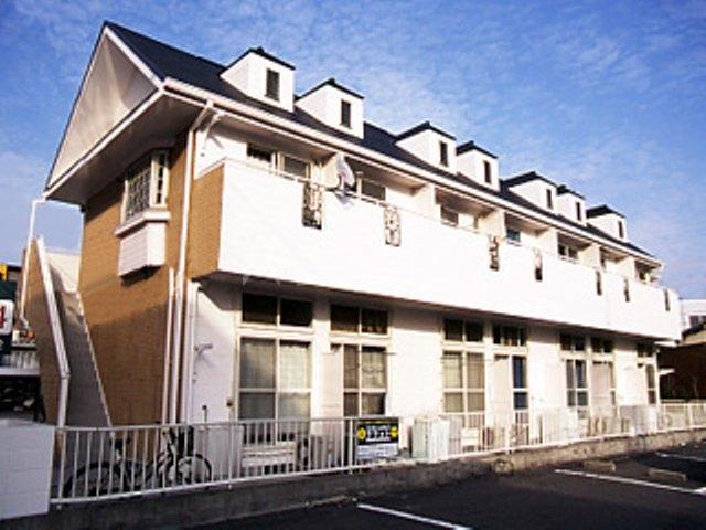 Azur新守山 206号室の外観