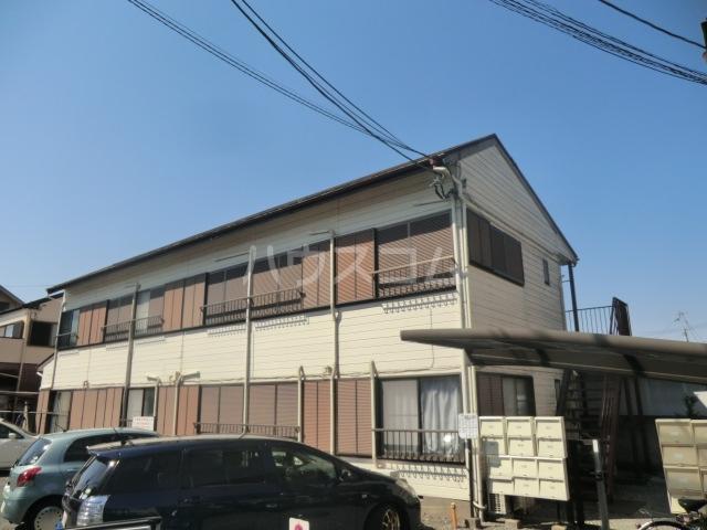 新富士見荘の外観