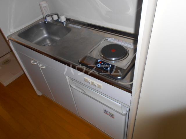 コーポ村上 206号室のキッチン