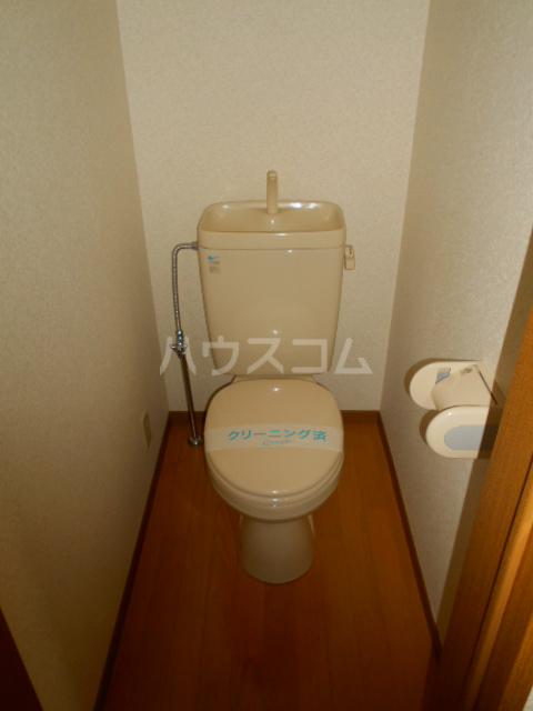 コーポ村上 206号室のトイレ