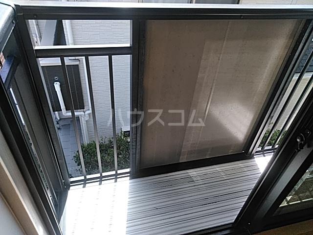 ロワール湘南 B 104号室のバルコニー