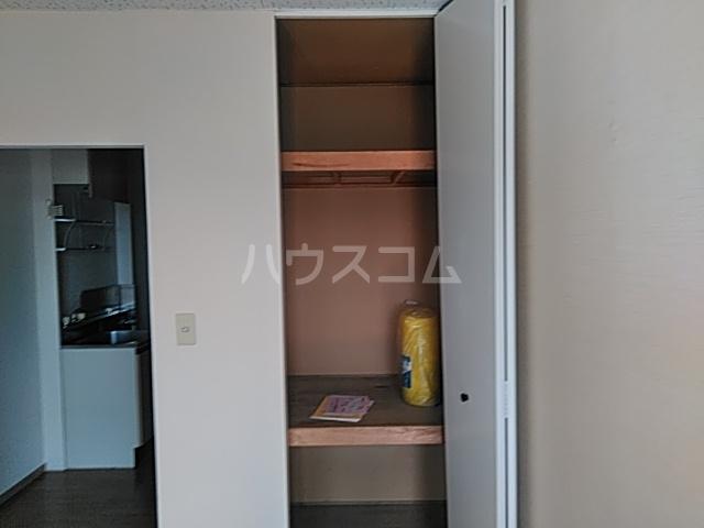 ロワール湘南 B 104号室の収納