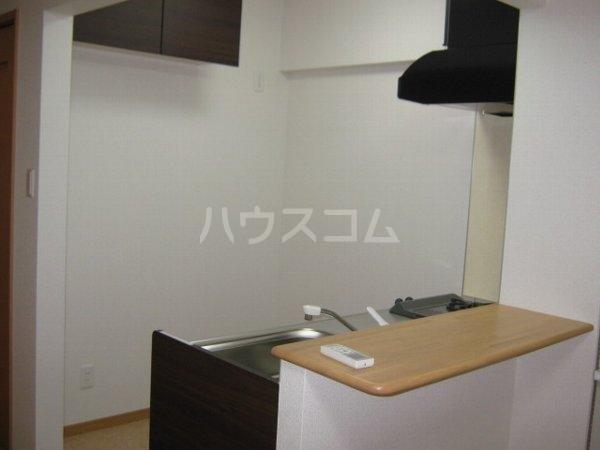 アートタウン ハル 103号室のキッチン