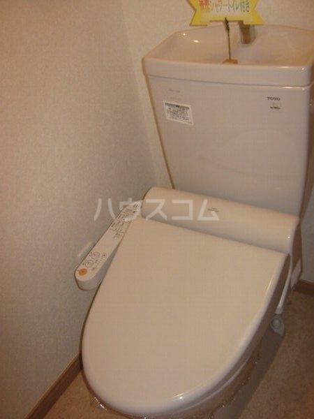 アートタウン ハル 103号室のトイレ
