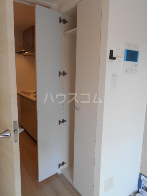 ハーモニーレジデンス武蔵小杉 417号室の収納