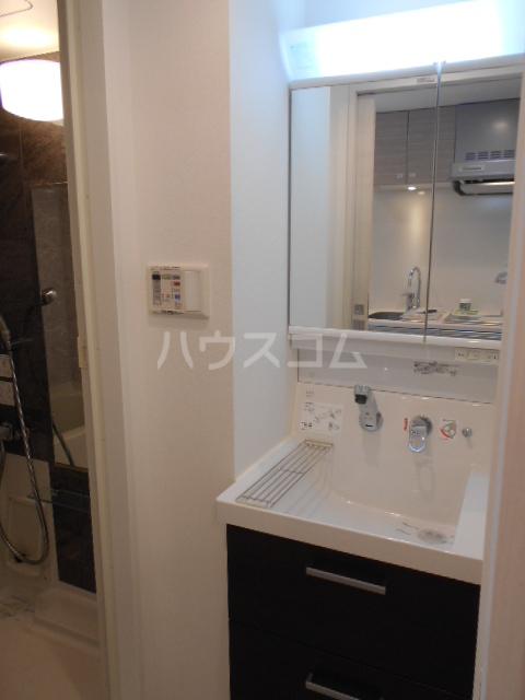 ハーモニーレジデンス武蔵小杉 417号室の洗面所