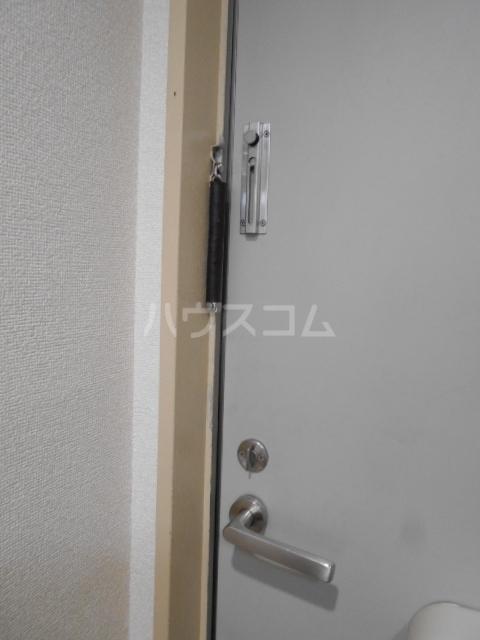 パールハイツ 102号室のセキュリティ