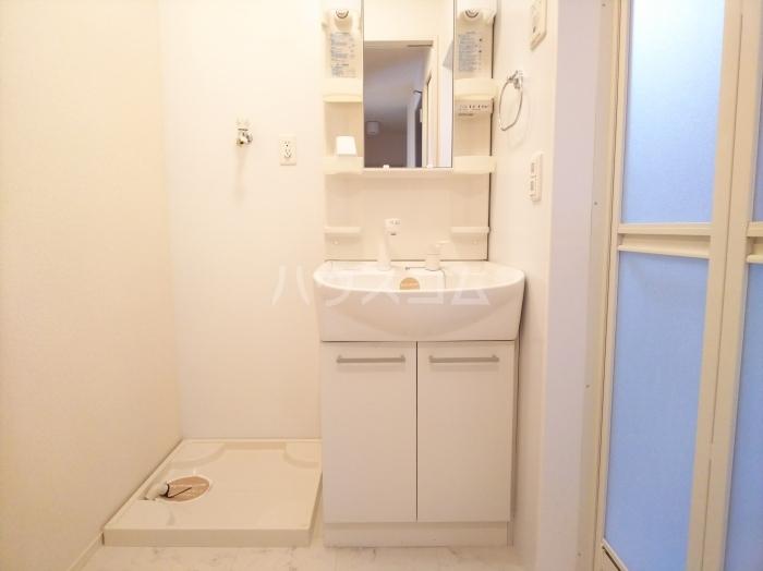 フォンターナ A棟 102号室の洗面所