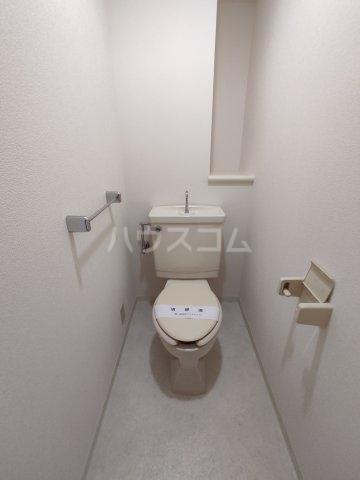 セピアコート蒲田 308号室のトイレ