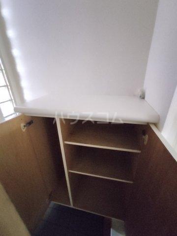 セピアコート蒲田 308号室の収納