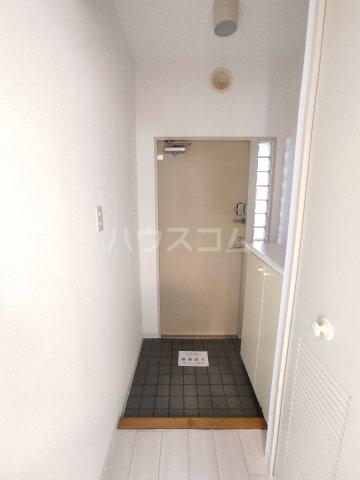 セピアコート蒲田 308号室の玄関