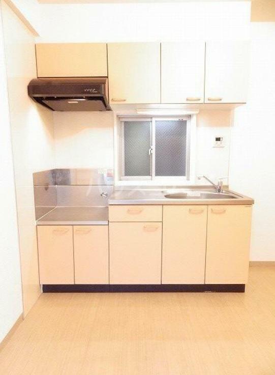 雅マンション湘南台 203号室のキッチン