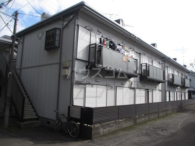 コスモAoi上和田の外観