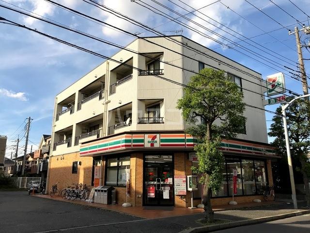 ファインコート南篠崎の外観