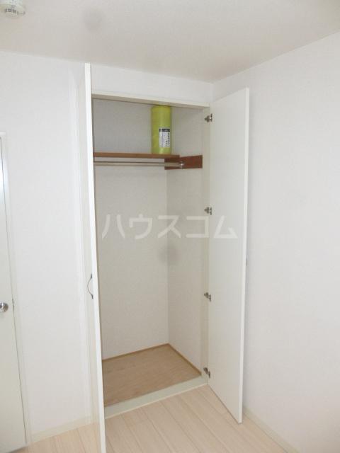 サンアベニューC 205号室の居室