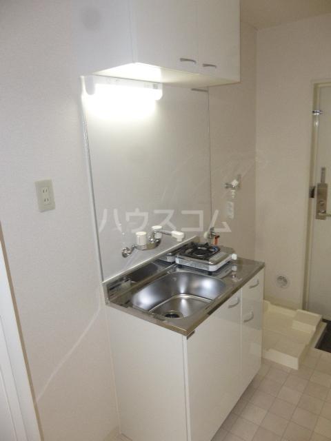 サンアベニューC 205号室のキッチン