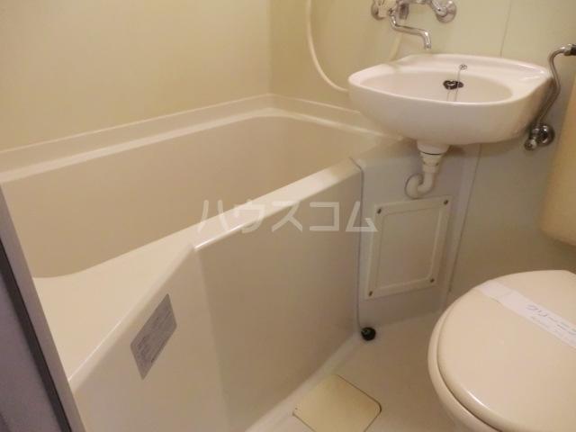 サンアベニューC 205号室の洗面所