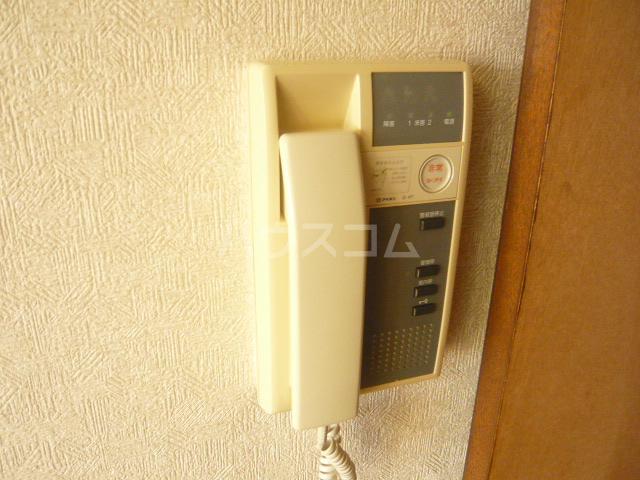 アークス太子堂 305号室のセキュリティ