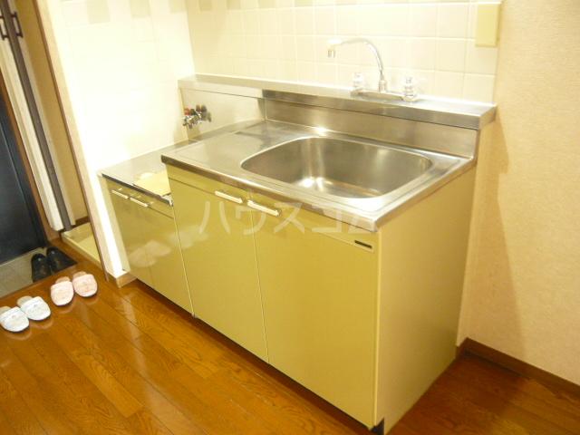 アークス太子堂 305号室のキッチン