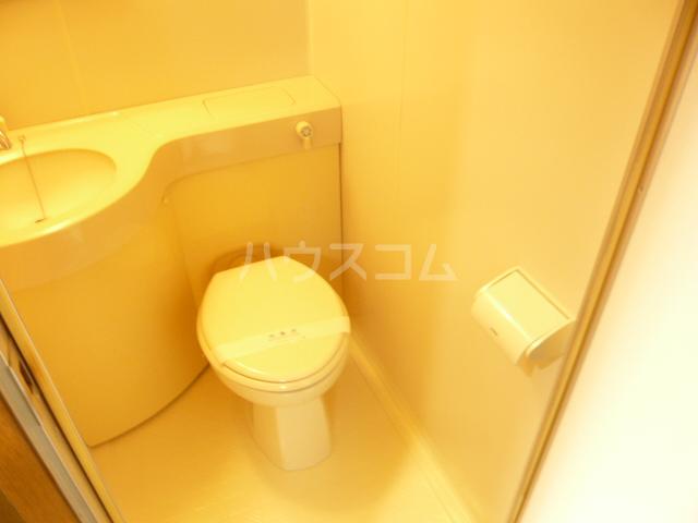 アークス太子堂 305号室のトイレ
