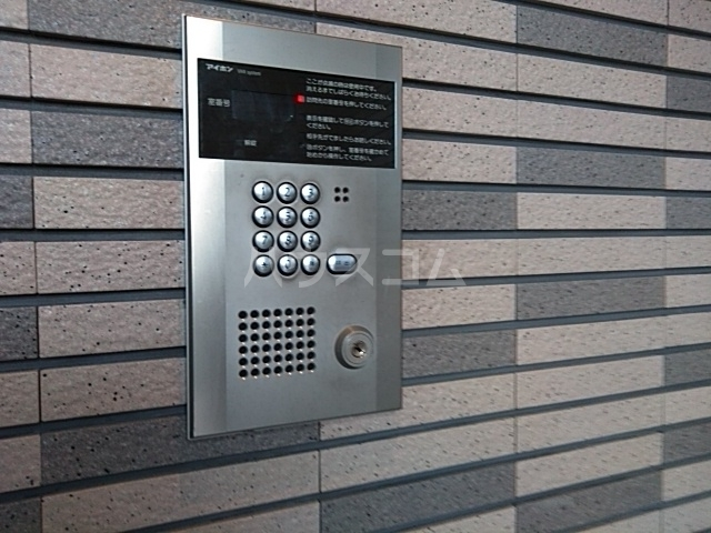 ルネス・ピュール 403号室のセキュリティ