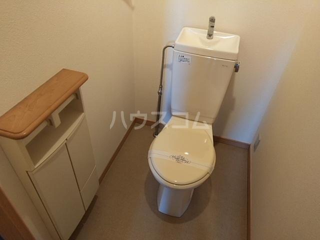 ルネス・ピュール 403号室のトイレ
