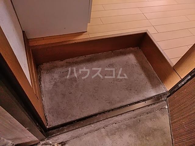 エニシ吉祥寺 1-2号室の玄関