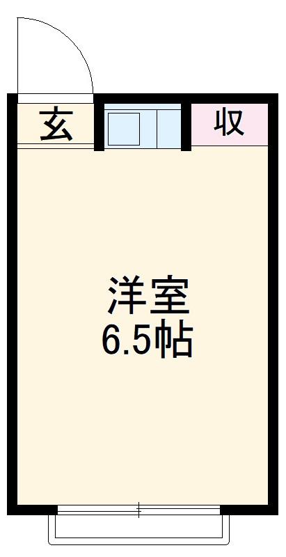 エニシ吉祥寺・2-202号室の間取り