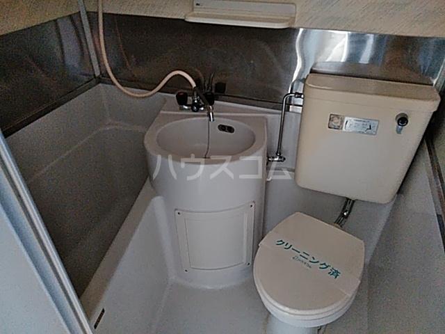 三井ハイツ 203号室の風呂