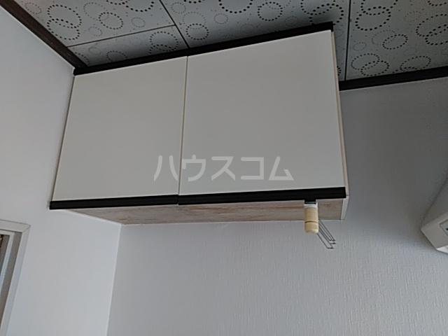 三井ハイツ 203号室の収納