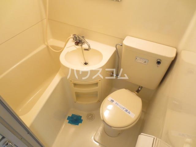 ジュネパレス津田沼第3 106号室のトイレ