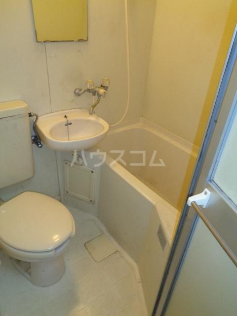 ジュネパレス船橋第37 101号室の風呂