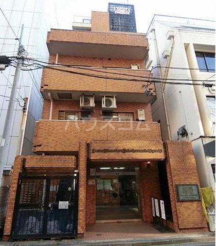 ライオンズマンション横浜西口外観写真