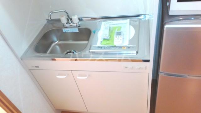 アイコーサンハイツⅠ 207号室のキッチン
