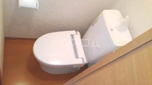 アイコーサンハイツⅠ 207号室のトイレ