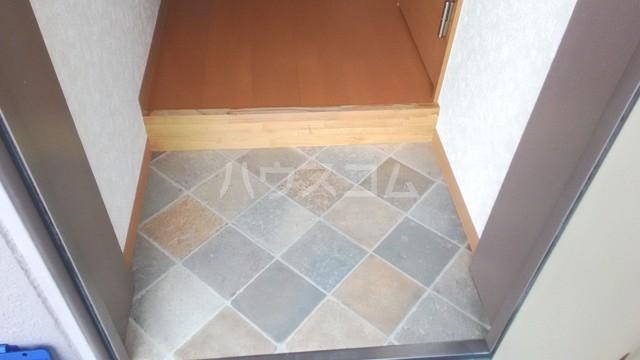 アイコーサンハイツⅠ 207号室の玄関