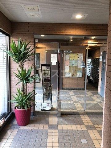 コスモ横浜保土ヶ谷 514号室のセキュリティ