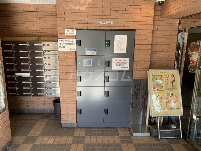 コスモ横浜保土ヶ谷 514号室のロビー