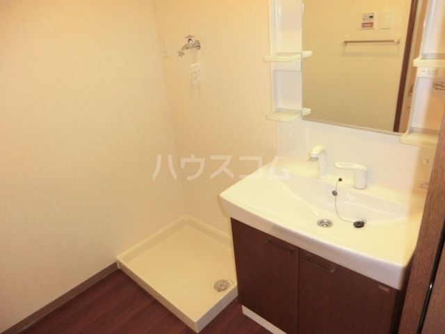 グレイスヴィラ 101号室の洗面所