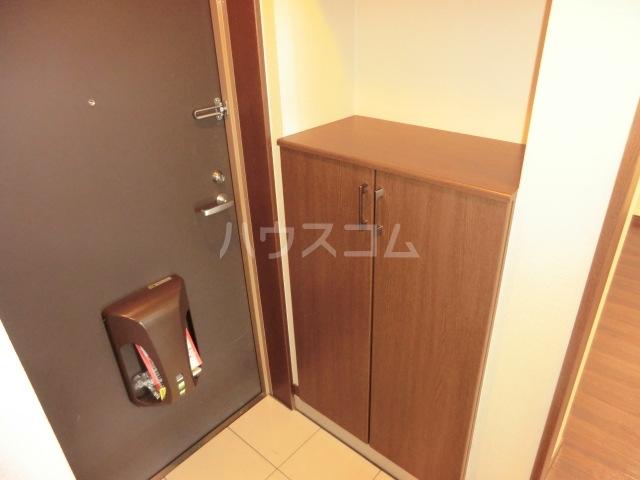 グレイスヴィラ 101号室の収納