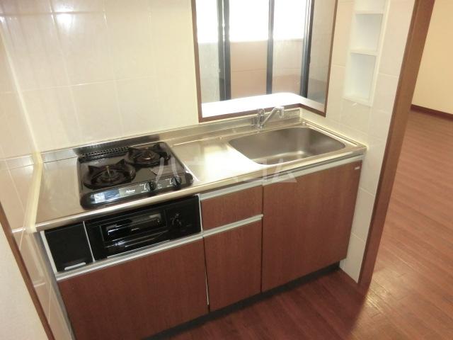 グレイスヴィラ 101号室のキッチン
