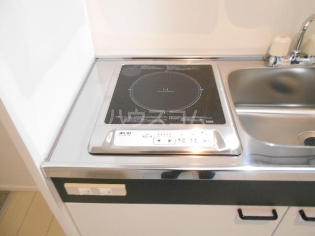 Ciel Bleuさがみ野 201号室のキッチン