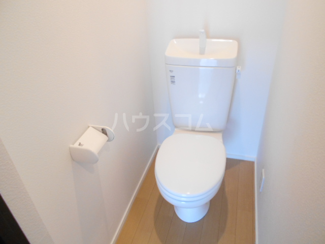 Ciel Bleuさがみ野 201号室のトイレ