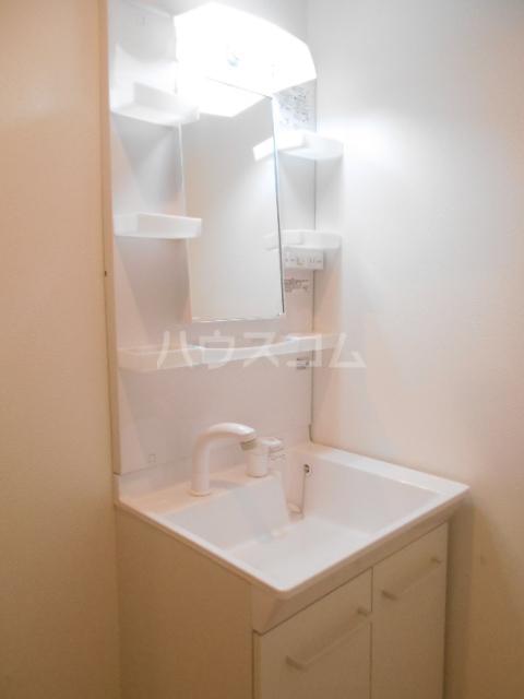 Ciel Bleuさがみ野 201号室の洗面所