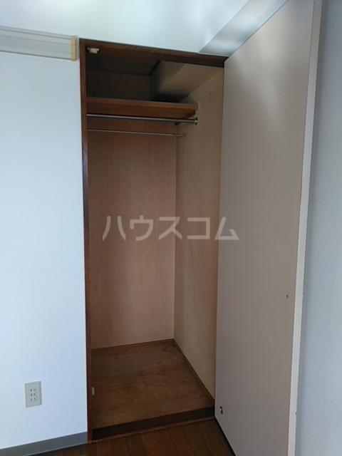 グレースホーム 305号室の収納