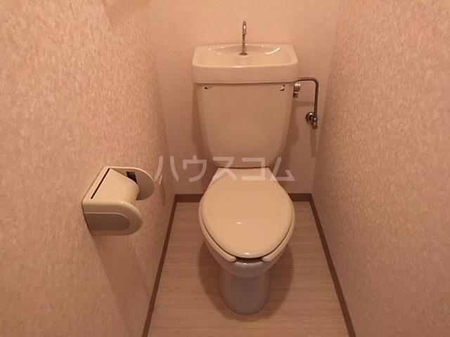 グレースホーム 305号室のトイレ