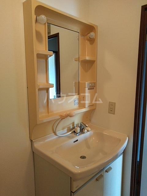 グレースホーム 305号室の洗面所