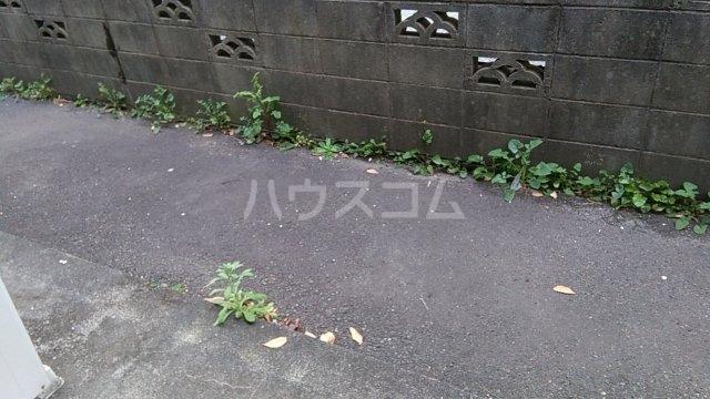 アネックス湘南台 106号室のバルコニー